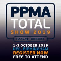 EVENT | PPMA TOTAL SHOW | BIRMINGHAM, UK | 1-3 October