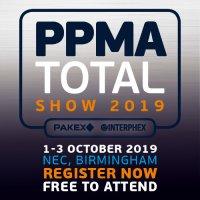 EVENT | PPMA TOTAL SHOW | BIRMINGHAM, UK | 1-3 October