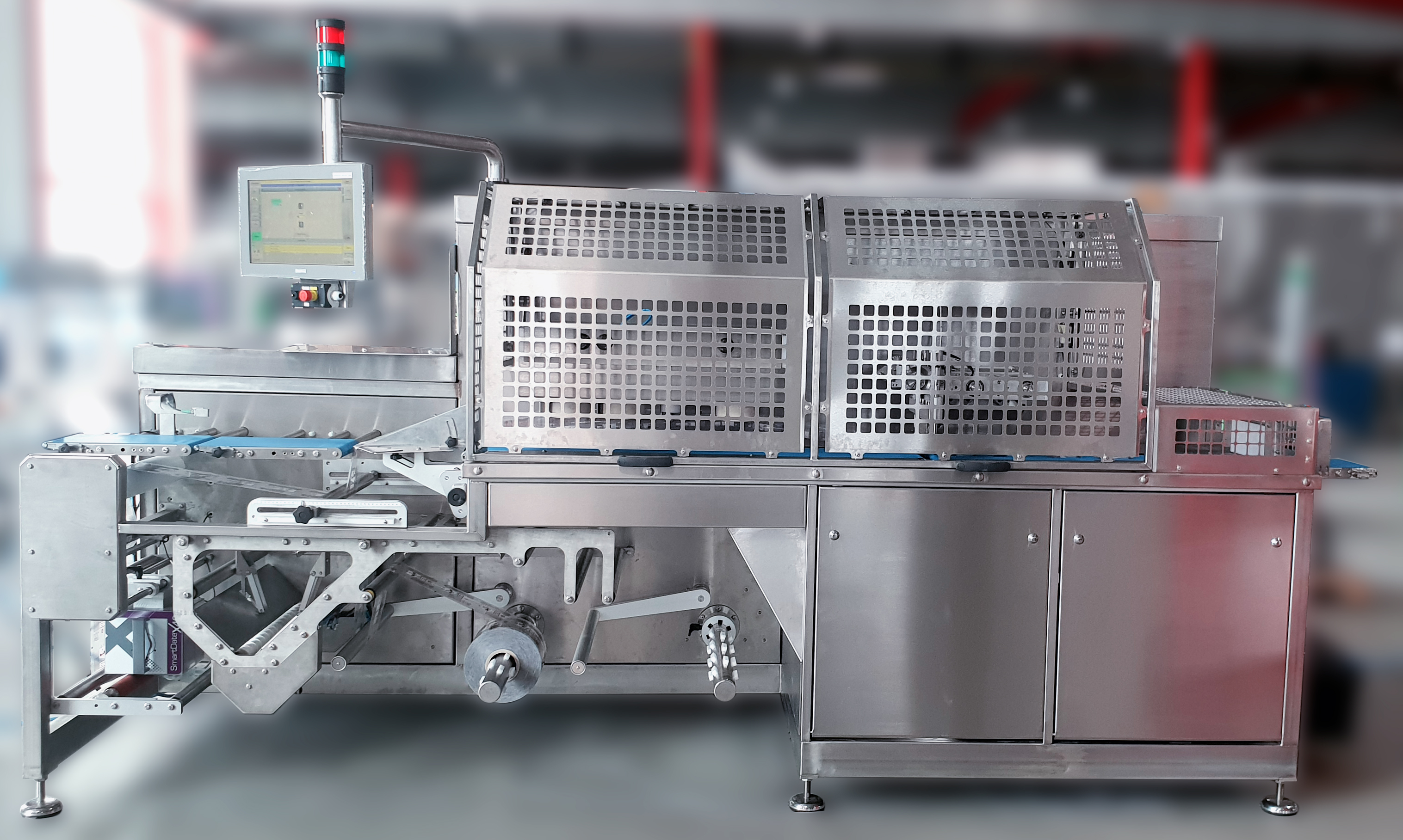 AFSA flow wrapper for fresh products