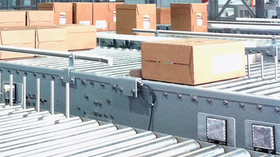 Palletizing Preparation tables