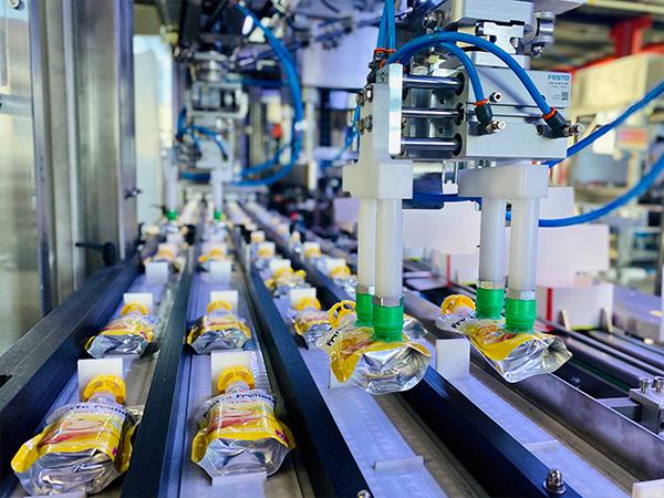 ixapack global top load cartoner