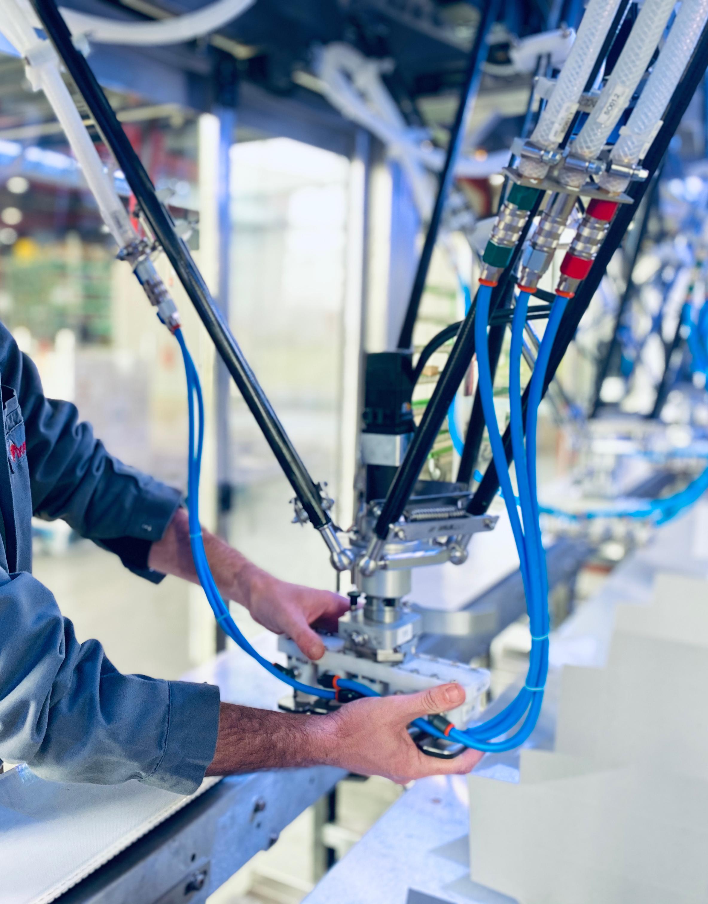 ixapack global integrated manufacture